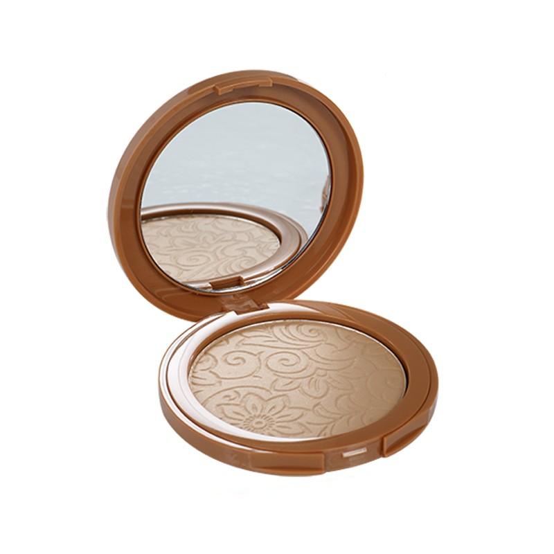 Casa-Minabel-Dermocosmetica-Eye-Care-Po-Bronzeador-Rosto